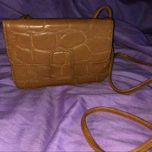 Handbags - Giraffe patterned small shoulder purse